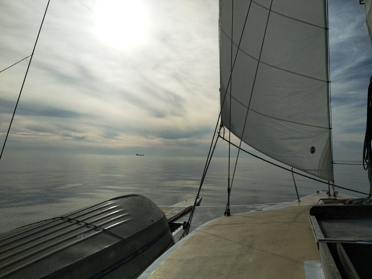 Passage West: Klaipeda to Gotland